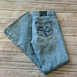 Chip & Pepper Laguna Beach Flare Jeans